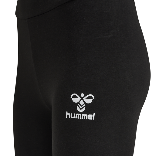 hmlSOMMER 2-PACK TIGHTS, BLACK/BLACK, packshot