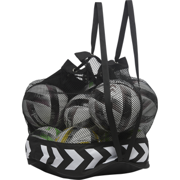 CORE BALL BAG, BLACK, packshot