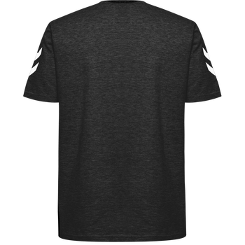 HMLGO KIDS COTTON T-SHIRT S/S, BLACK, packshot