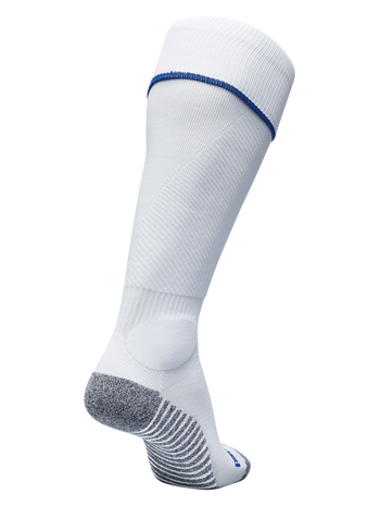 PRO FOOTBALL SOCK 17-18, WHITE/TRUE BLUE, packshot