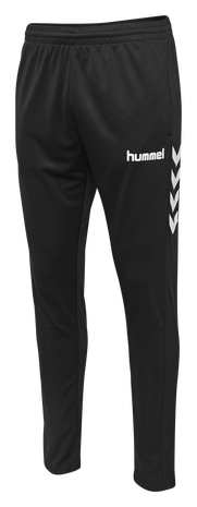 CORE TRAINING POLY PANT, BLACK, packshot
