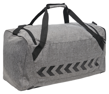 CORE SPORTS BAG, GREY MELANGE, packshot
