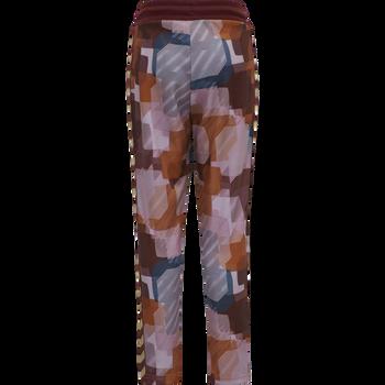 hmlBELISH PANTS, BOMBAY BROWN, packshot