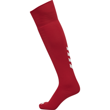 hmlPROMO FOOTBALL SOCK, TRUE RED, packshot