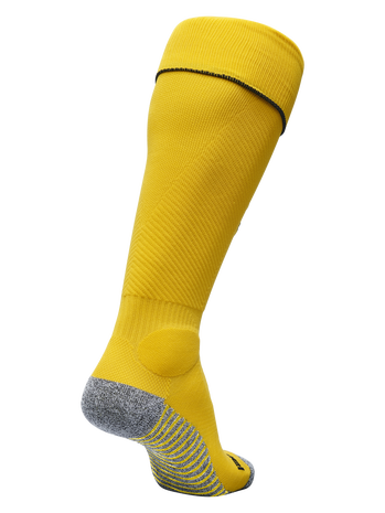 PRO FOOTBALL SOCK 17-18, SPORTS YELLOW/BLACK, packshot
