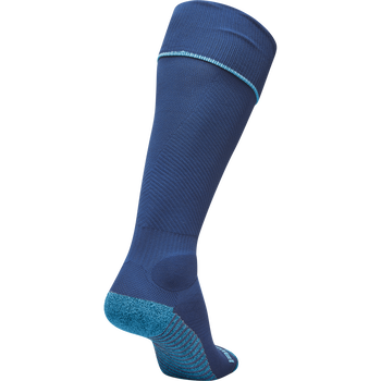 PRO FOOTBALL SOCK 17-18, SARGASSO SEA, packshot