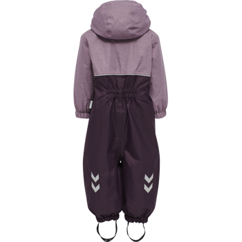 hmlSNOOPY SNOWSUIT, BLACKBERRY WINE, packshot