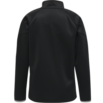 hmlCIMA ZIP JACKET WOMAN, BLACK, packshot