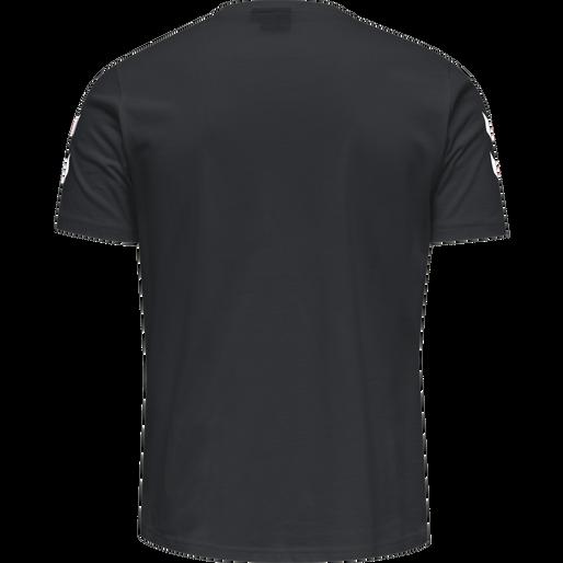 hmlLGC DANI T-SHIRT, BLACK, packshot