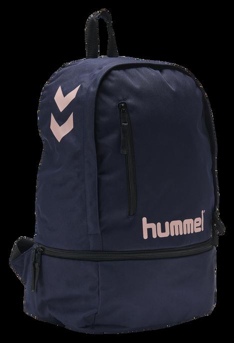 hmlACTION BACK PACK, MARINE/DUSTY PINK, packshot