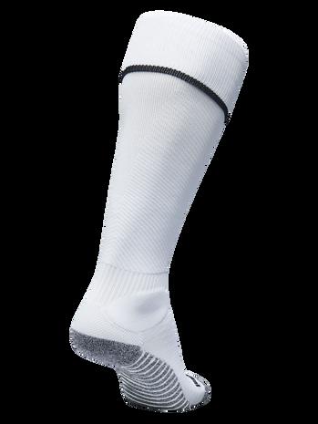 PRO FOOTBALL SOCK 17-18, WHITE/BLACK, packshot
