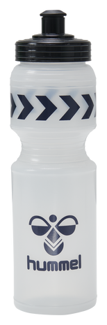 hmlACTION WATERBOTTLE, TRANSPARENT/MARINE , packshot