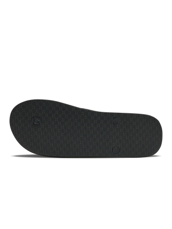 WAVE BLOCK FLIP FLOP, BLACK, packshot