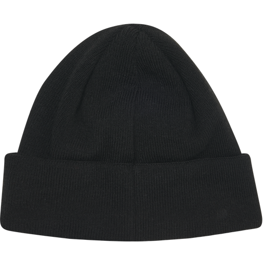 HUMMEL TRAINING HAT, BLACK, packshot