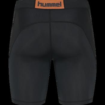 HUMMEL FIRST COMPRE M S TIGHTS, BLACK, packshot