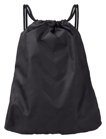 hmlACTIVE GYM BAG, BLACK, packshot
