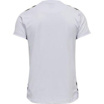 DVV 21 HOME JERSEY S/S, WHITE, packshot