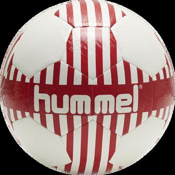 DANMARK FAN 2020 FOOTBALL, TANGO RED/WHITE, packshot