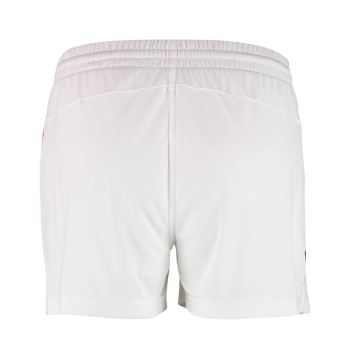 AUTH. CHARGE POLY SHORTS WO, WHITE, packshot