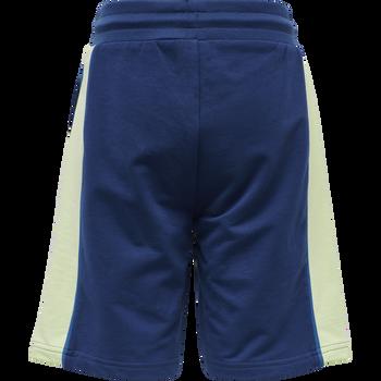 hmlDEFENDER SHORTS, ESTATE BLUE, packshot