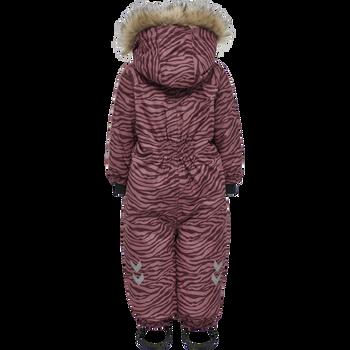 hmlMOON SNOWSUIT, ROAN ROUGE, packshot