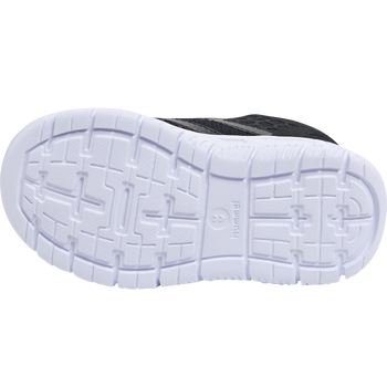 CROSSLITE SNEAKER INFANT, BLACK/WHITE, packshot
