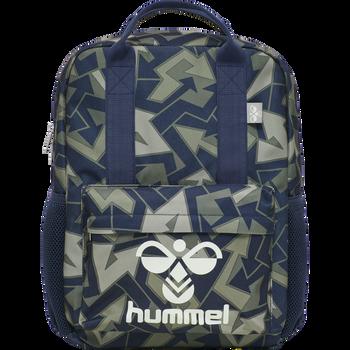 hmlFREESTYLE BACKPACK, THYME, packshot