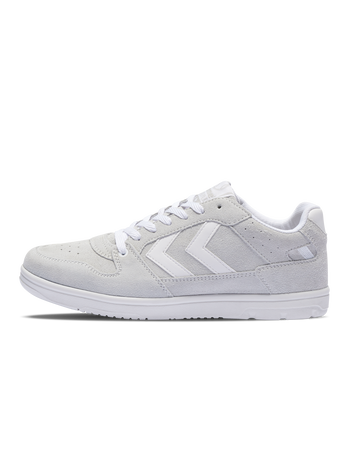 POWER PLAY SUEDE, BONE WHITE, packshot