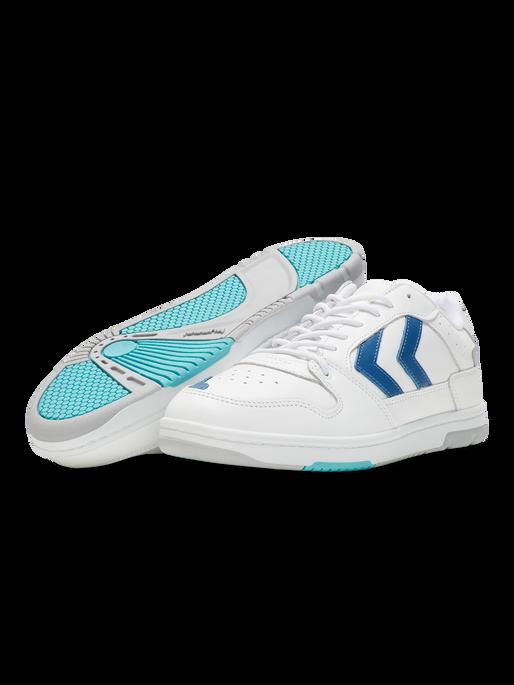POWER PLAY, WHITE/BLUE, packshot