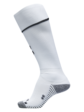 PRO FOOTBALL SOCK 17-18, WHITE/BLACK, packshot