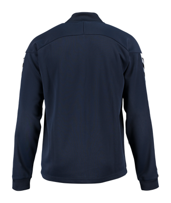 AUTH. CHARGE POLY ZIP JACKET, TOTAL ECLIPSE, packshot