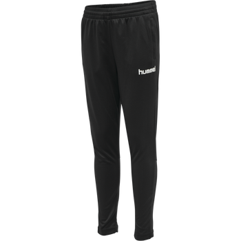 hmlPROMO KIDS FOOTBALL PANT, BLACK, packshot