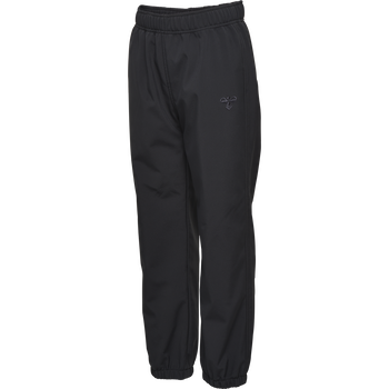 HMLRENE PANTS, BLACK, packshot