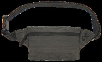 URBAN BUM BAG, BLACK MELANGE, packshot