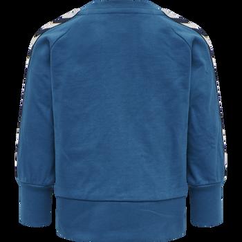 hmlPATOS ZIP JACKET, BLUE SAPPHIRE, packshot