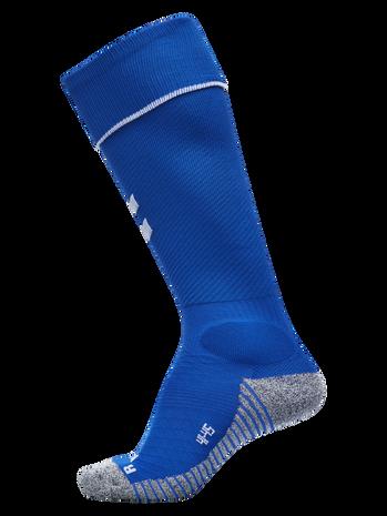 PRO FOOTBALL SOCK 17-18, TRUE BLUE/WHITE, packshot