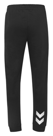 HMLGO COTTON PANT, BLACK, packshot