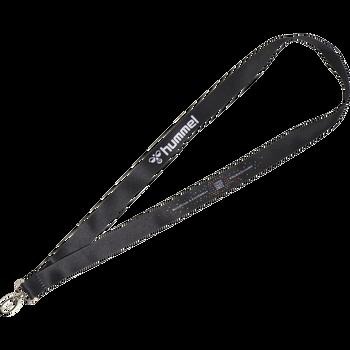hmlCPH21 KEY RING, BLACK, packshot