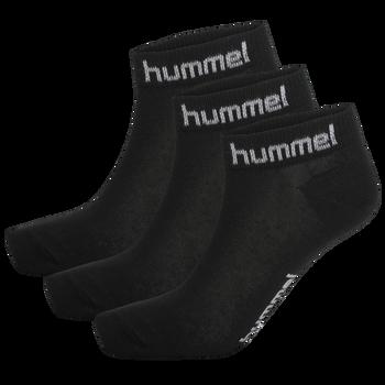 hmlTORNO 3-PACK SOCK, BLACK, packshot