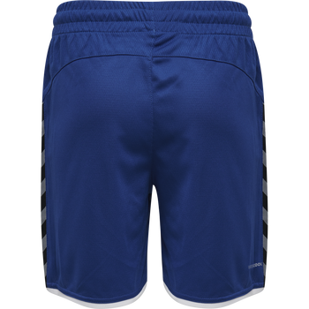 hmlAUTHENTIC KIDS POLY SHORTS, TRUE BLUE, packshot