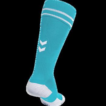 ELEMENT FOOTBALL SOCK , SCUBA BLUE, packshot