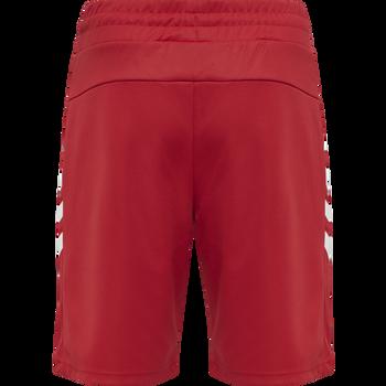 HMLFALCONZO SHORT, RACING RED, packshot