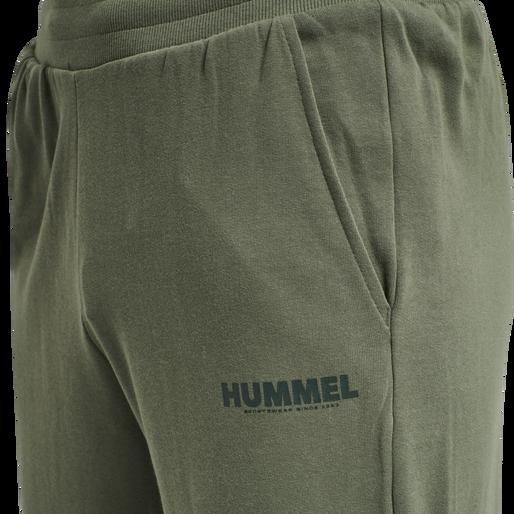 hmlLEGACY TAPERED PANTS, BEETLE, packshot