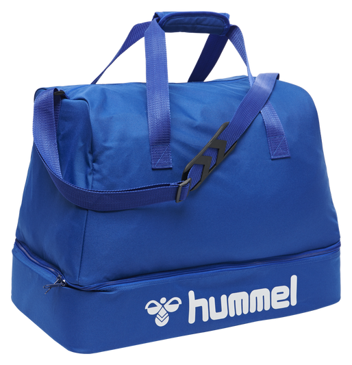 CORE FOOTBALL BAG, TRUE BLUE, packshot