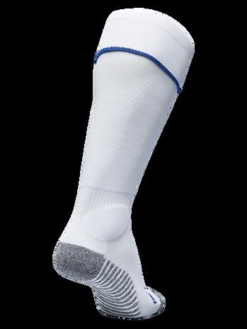 PRO FOOTBALL SOCK 17-18, WHITE/TRUE BLUE, packshot
